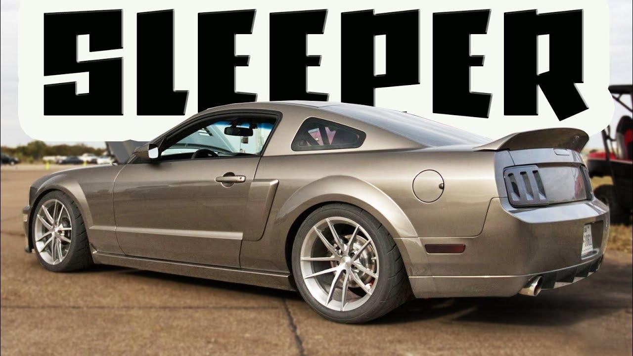 99 Terminator Mustang