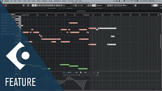 New MIDI Key Editor Features   Walkthrough Of The New Features In Cubase 11