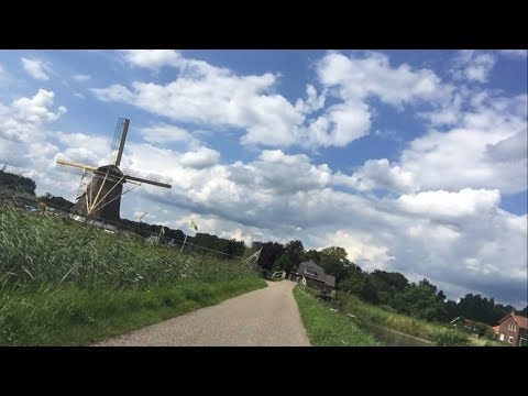Travel Vlog   My Chilling Story   Cycling in Nature   Utrecht, Netherlands   First Chill talk