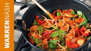 Sweet and Sour Chicken Recipe - Love Food Hate Waste - Recipes by Warren Nash