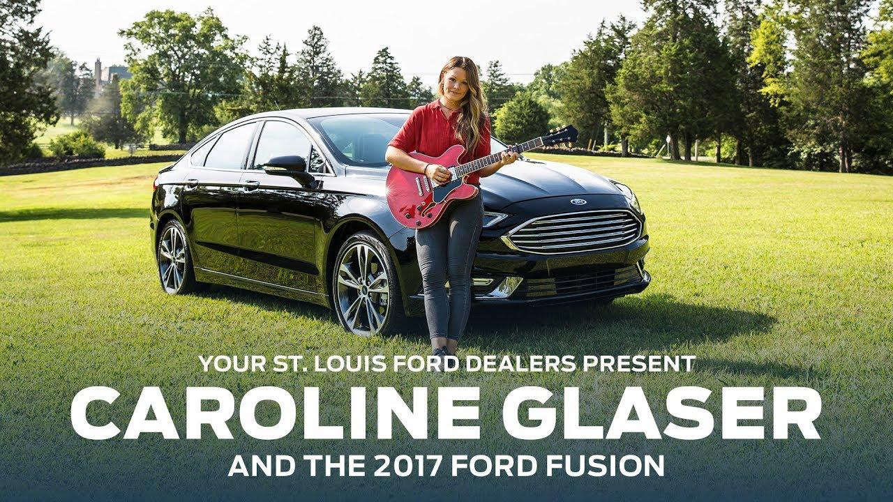 St Louis Ford Dealers Present Caroline Glaser YouTube - Ford dealers st louis