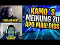 Ghost Kamo REAGIERT auf Apo Mail DISS😱| Trymacs SCHOCKIERT nach diesem PLAY! | Fortnite Highlights