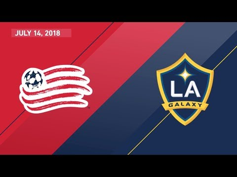 HIGHLIGHTS: New England Revolution vs. LA Galaxy | July 14, 2018