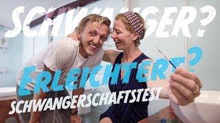 Live Schwangerschaftstest auf Weltreise | Scherzingers Videos #143