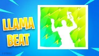 Fortnite LLAMA BEAT Music Pack (Llama Bell Remix)