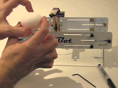 Eggbot Setup