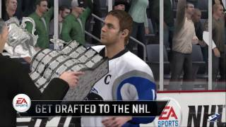 NHL 12 Be a Pro Revamped Tralier Thumbnail