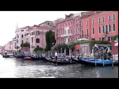 Prevent Physician Burnout - Cruising the Grand Canal in Veni
