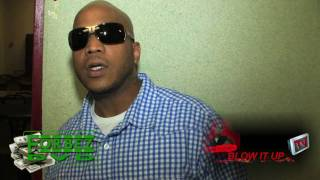 STYLES P LIVE PERFORMANCE @ DATPIFF.COM CONCERT - BLOW IT UP TV