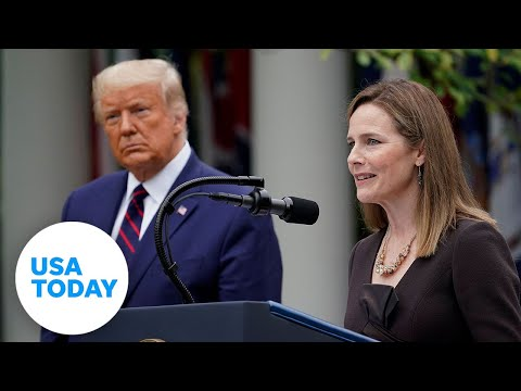 President Trump expected to make announcement for SCOTUS nominee | USA TODAY