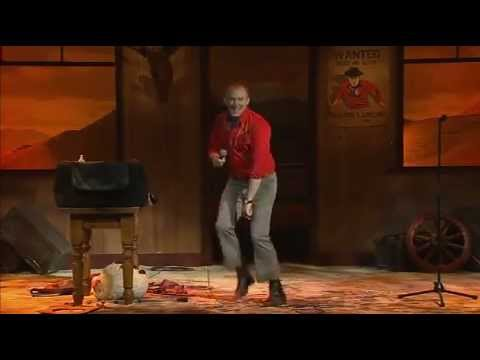 A very funny song for Squeaky Shoes - by Tim Vine