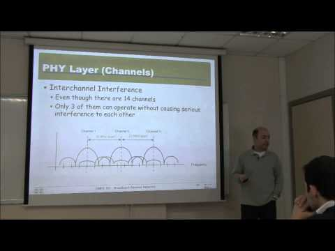 CMPE591/567 - Broadband Wireless Networks (Lecture 3)