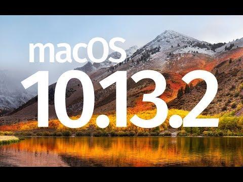 How To Update To MacOS 10.13.2 & Update ITunes 12.7.2  - Mac