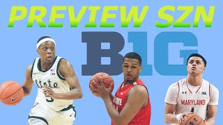 Big Ten College Basketball Preview: The FIVE THINGS that will determine who wins the league