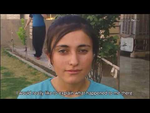 Nadia Murad i Lamija Aji Bašar su...