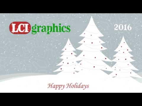 LCI Graphics Holiday eCard 2016