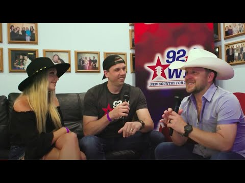 JUSTIN MOORE talks lawn care, podcasting, and hobbies with 92.3 WIL's Remy & Kasey