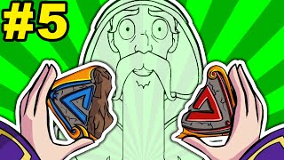 TOBUSCUS ANIMATED ADVENTURES WIZARDS #13 - EASIEST PUZZLE EVER