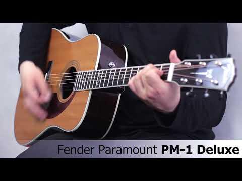 Fender Paramount PM-1