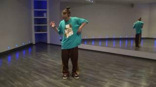 Илья Вяльцев - урок 5: видео танец хаус