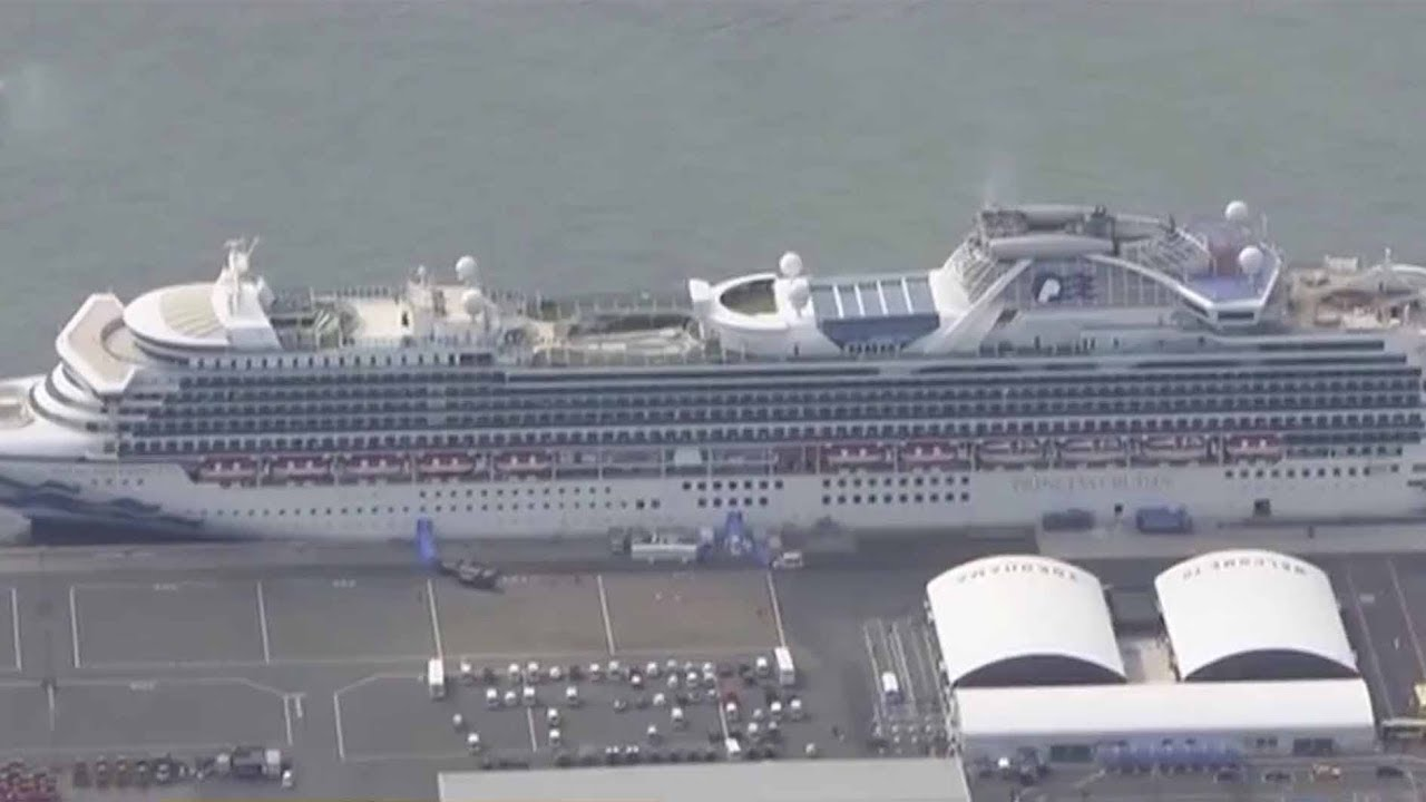 Two passengers aboard Diamond Princess cruise ship died from ...