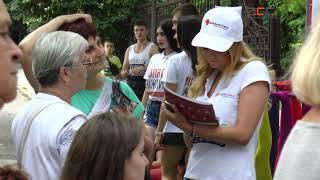 На Петрівському ярмарку понад 350 буковинців пройшли безкоштовне обстеження на наявність варикозу