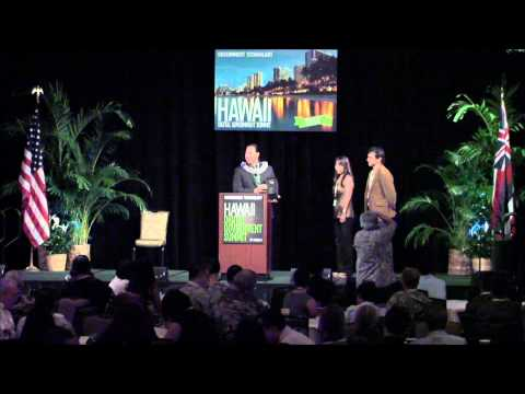 3rd Annual Hawaii Digital Government Summit: Opening Ceremonies