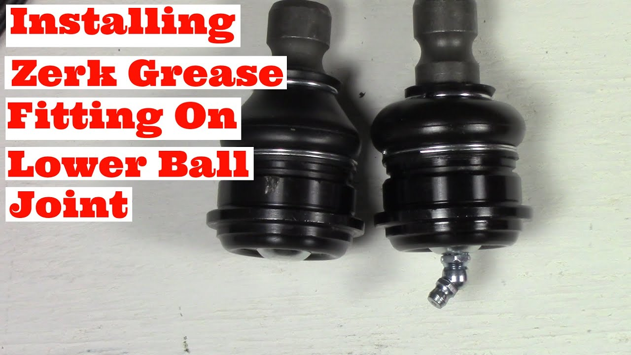 What is the best lubricant for ball joints