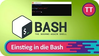 Einführung in Bash Skripte | Linux | Tutorial [Deutsch/German]