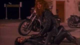 Video 2 leather clad biker chicks fighting in leather pants download MP3, 3GP, MP4, WEBM, AVI, FLV Juni 2018