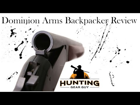 Dominion Arms Backpacker Review