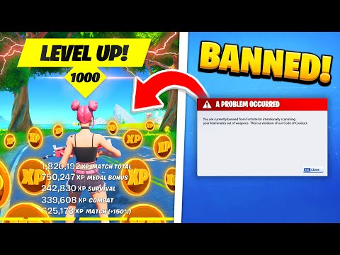 15 Ways To Get BANNED In Fortnite (SEASON 3)
