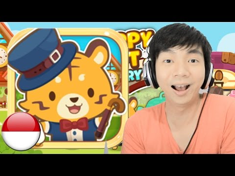 Happy Pet Story: Virtual Pet Game - Indonesia IOS Android Gameplay