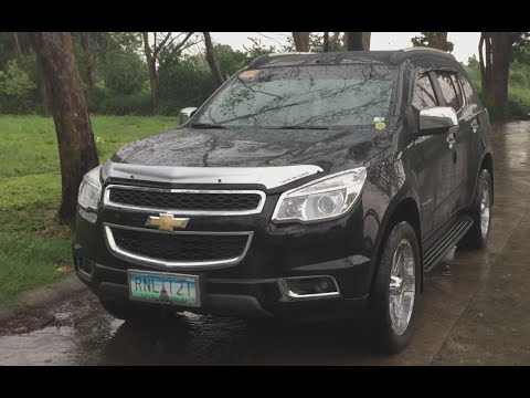 2014 / 2015 Chevrolet Trailblazer LTZ 4x4 FULL REVIEW ...