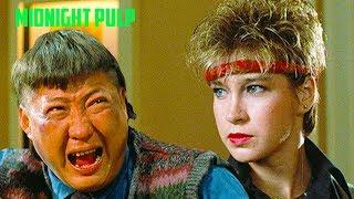 Sammo Hung vs. Cynthia Rothrock... NO disrespects  Millionaires Express (1986)
