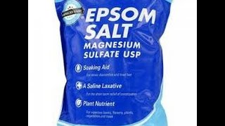 Magnesium Sulfate (Epsom Salt) (میگ سلفیٹ ایپسم سالٹ کا حصول) Dr NA Mazhar(Dr alternative Medicine)