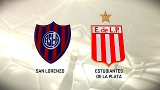 San Lorenzo vs CA Estudiantes full match