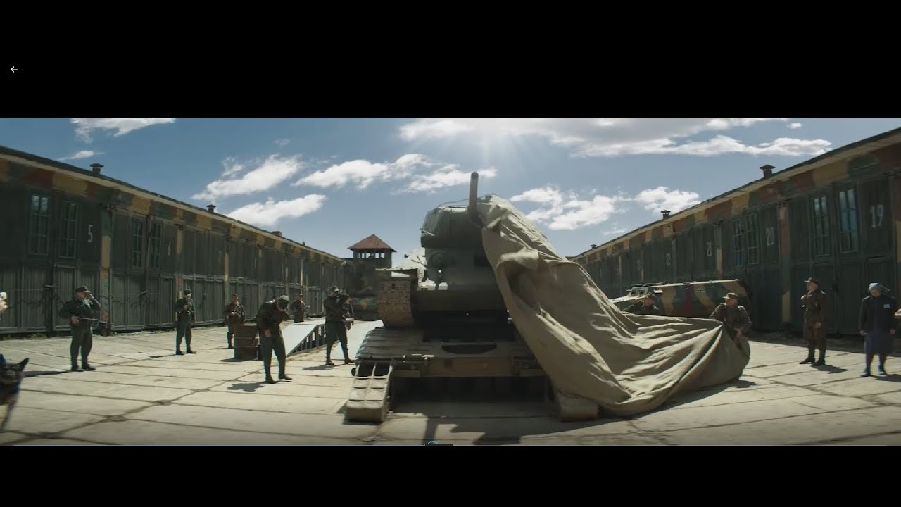 chiến binh huyền thoại Т-34