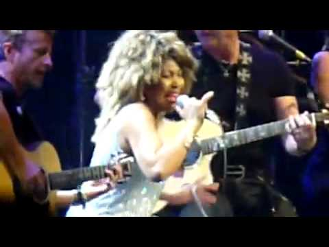 Tina Turner - Undercover Agent For The Blues - 2 November 2008