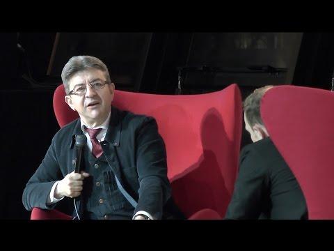 JEAN-LUC MÉLENCHON AUX MARDIS DE L'ESSEC