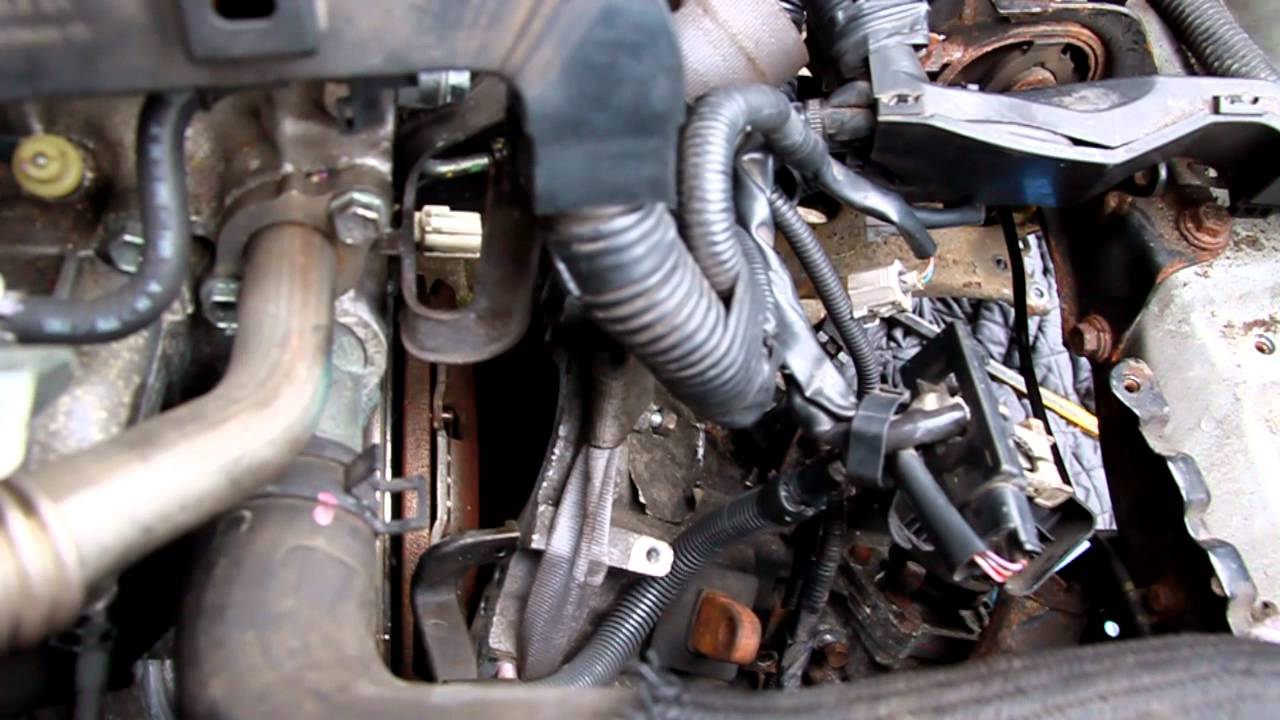 How Clean Throttle Body 142104 additionally Watch besides Watch moreover 2009 Mitsubishi Outlander Timing Chain Parts Diagram 4b1 Engine likewise Howto Clean The Maf Sensor On A Toyota Corolla. on thermostat sensor location toyota