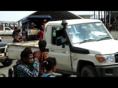 Vanimo to wewak Papua New Guinea