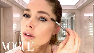Supermodel Doutzen Kroes's Guide to Age-Defying Glow | Beauty Secrets | Vogue