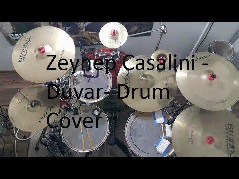 Zeynep casalini - Duvar- Drum Cover - By Nihat Özyüreklier