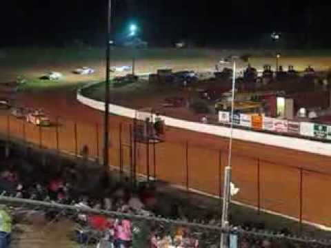 PureStock Feature Laps 5 to 7 Cochran Motor Speedway