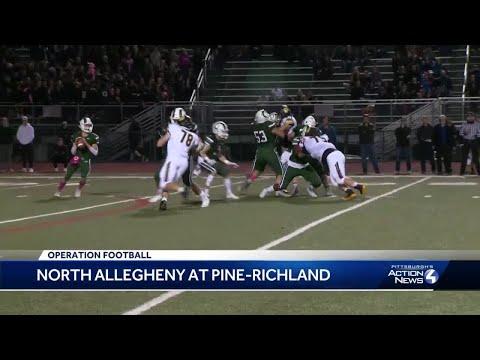 Pine-Richland Defeats North Allegheny