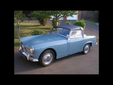 MG AND DAIHATSU TWO CONVERTIBLE TWO SEATER SPORTS CARS COMPARED - Two seater sports cars