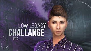 The Sims 4 Challenge: Династия Лоу #2 - Рыбалка и Такос с рыбой