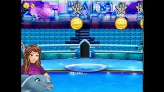 игры дельфинарий // games Dolphin