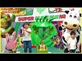 Nickelodeon's Super Slime Fun Playtime - Fergus Went Up Stage and wins Marigold UHT Milk Gift Packs